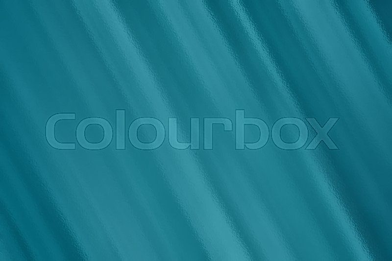 Stock image of 'Teal abstract glass texture background or pattern, creative design template with copyspace'
