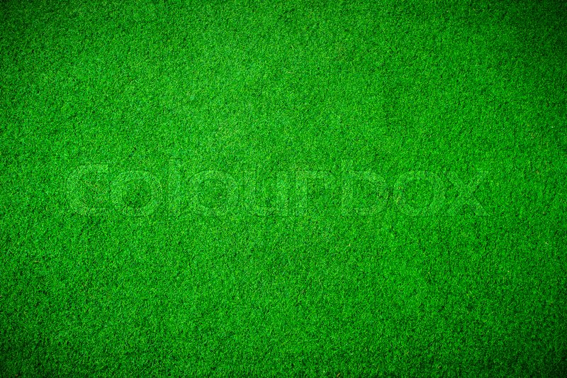Stock image of 'Green grass background vignette or the green nature wall texture Ideal for use in the design fairly.'