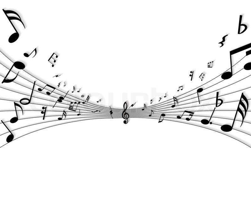 top vektor musiknoten hintergrund - photo #49
