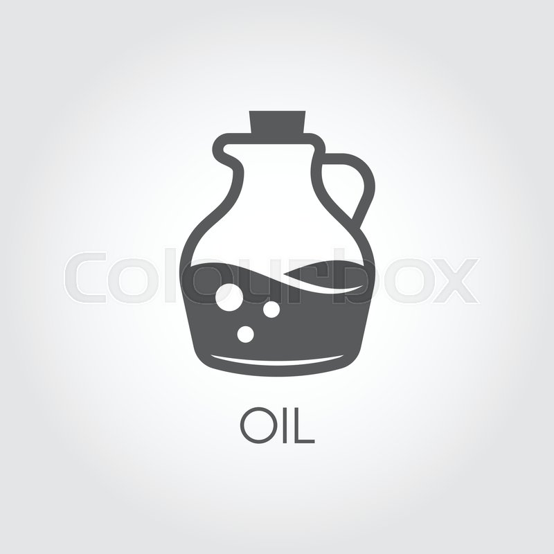 Jug with oil food icon in flat style culinary concept vector jug with oil food icon in flat style culinary concept vector illustration for various recipes cookbooks culinary sites and other projects stock forumfinder Gallery