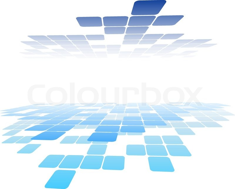 Business Background For Use In Web Design Stock Vector