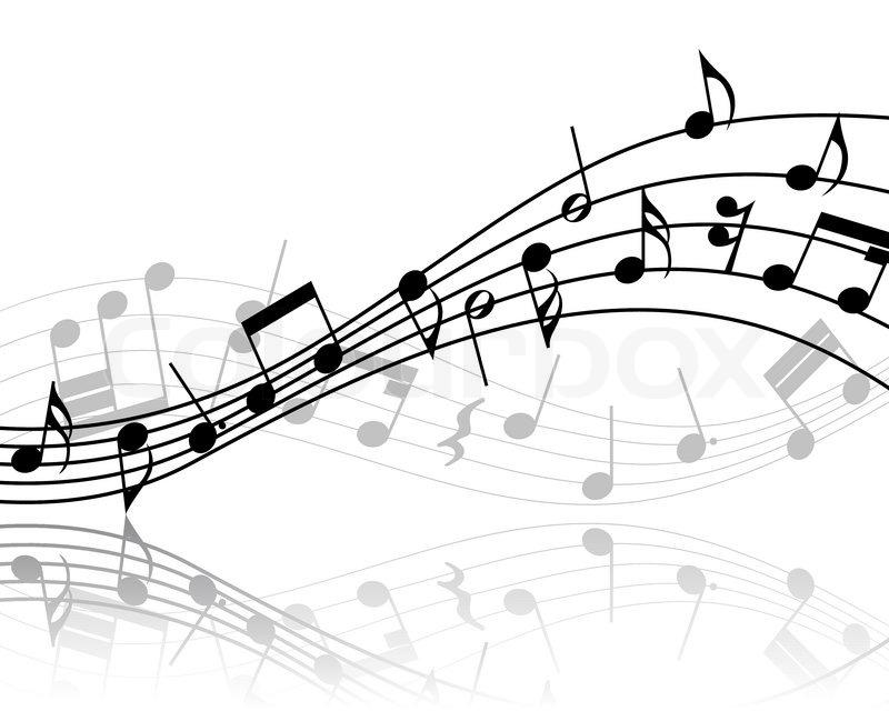 top vektor musiknoten hintergrund - photo #2