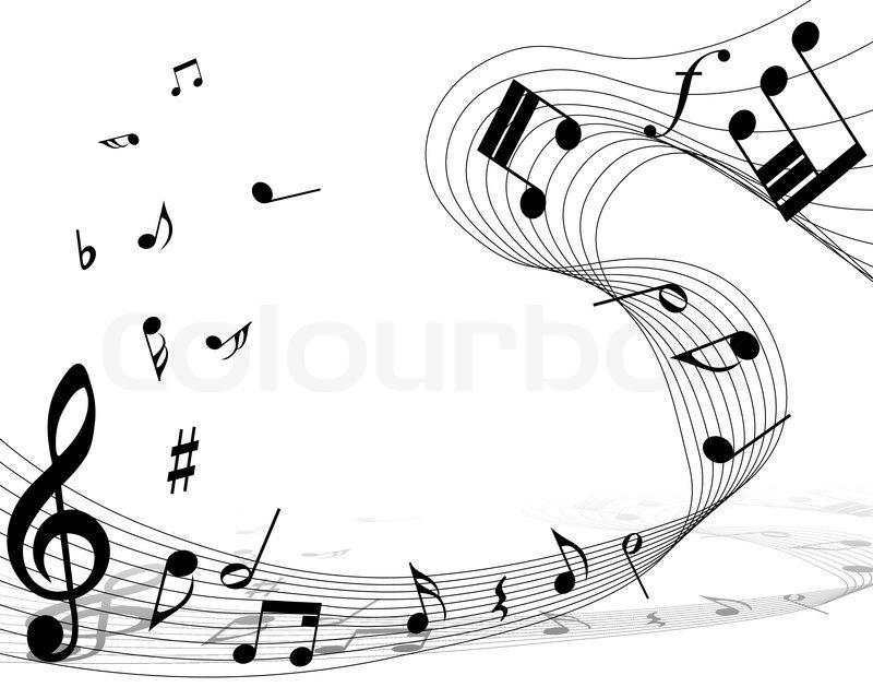 top vektor musiknoten hintergrund - photo #6