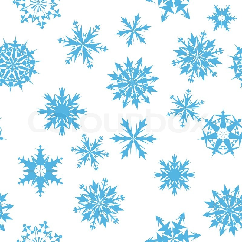 clipart snowflake background - photo #35