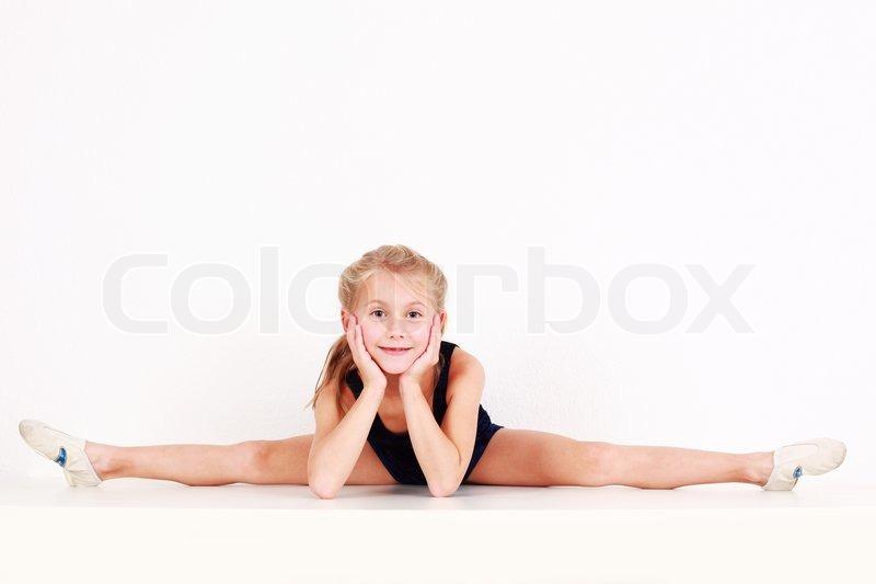 Skinny naked girls doing it