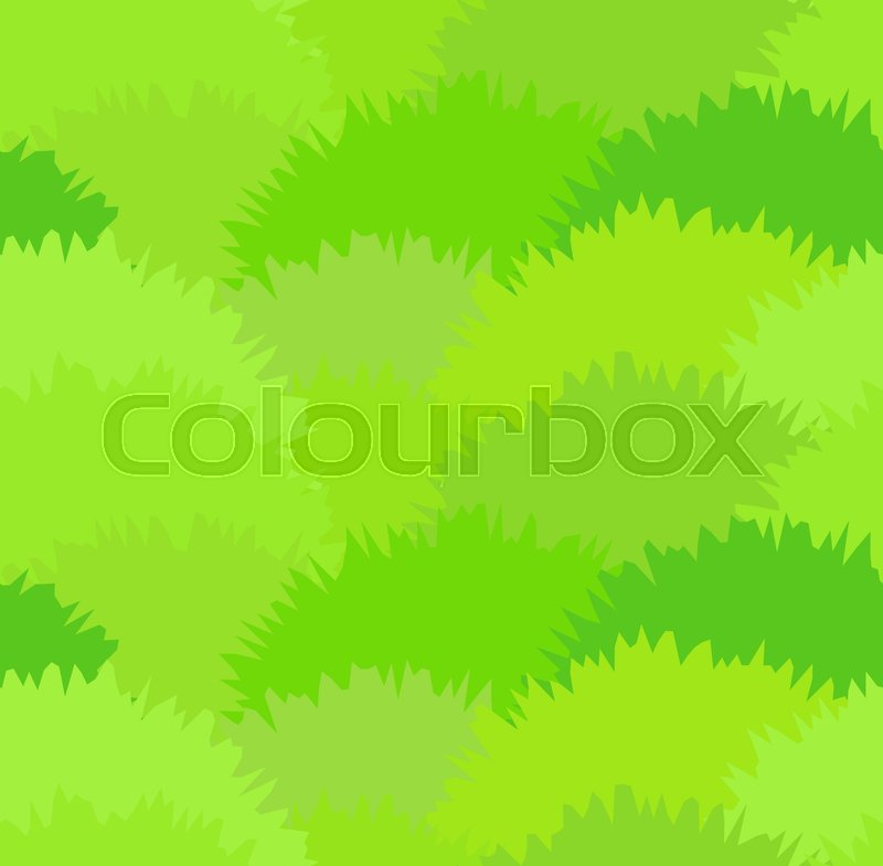 Cute Green Meadow Grass Seamless Pattern Green Herbal Bushes Or Moss Texture For Textile Backgrounds Wallpaper Covers Surface Banners Vector Stock Images Page Everypixel