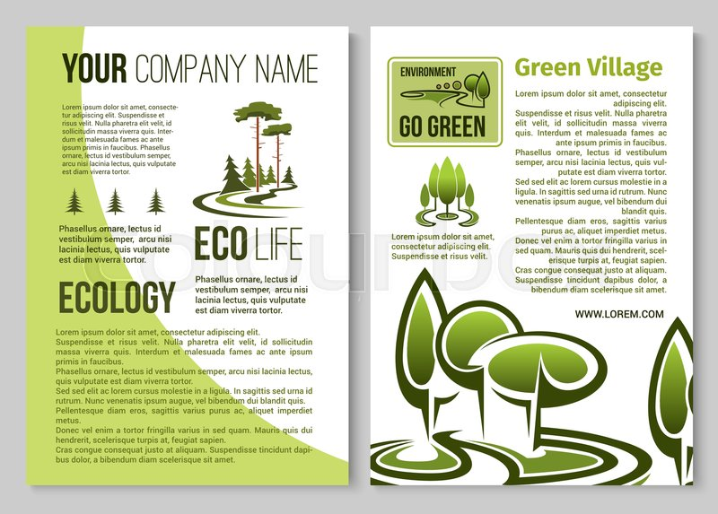information poster template