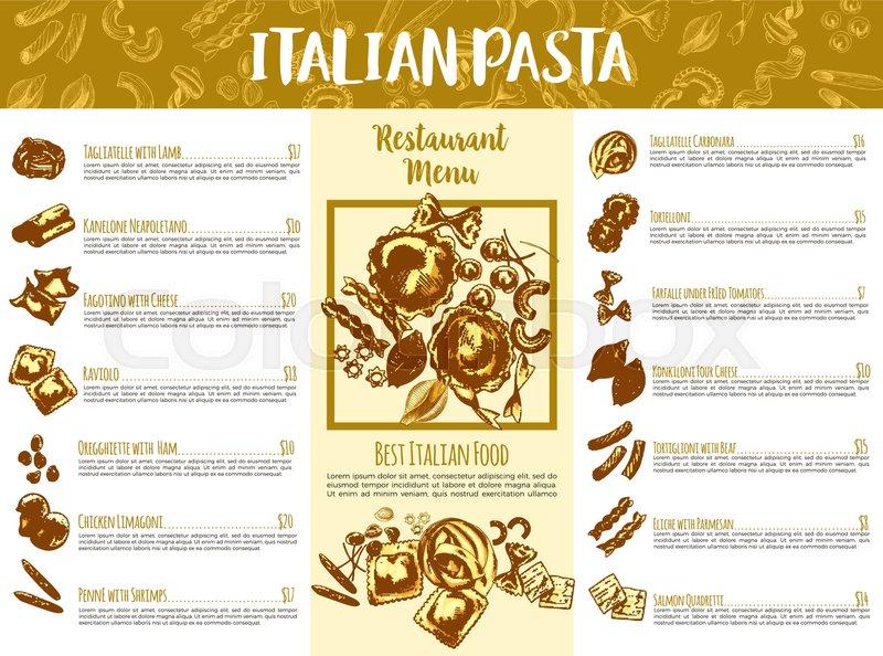 Traditional italian food list food for Italian food list