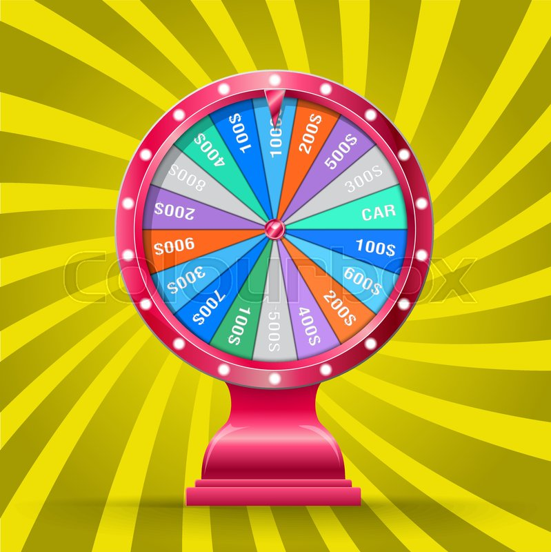 Pretty Online Wheel Of Fortune Template Pictures Online Wheel Of