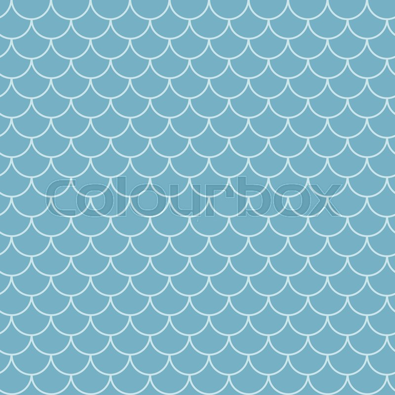 Seamless Underwater Texture With Stock Vector Of fish Scale Seamless Pattern Reptile Dragon Skin Texture Tillable Fish