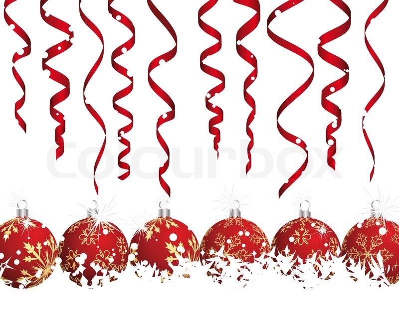 Weihnachten Neujahr Karte für Design verwenden Vektor-Illustration ...
