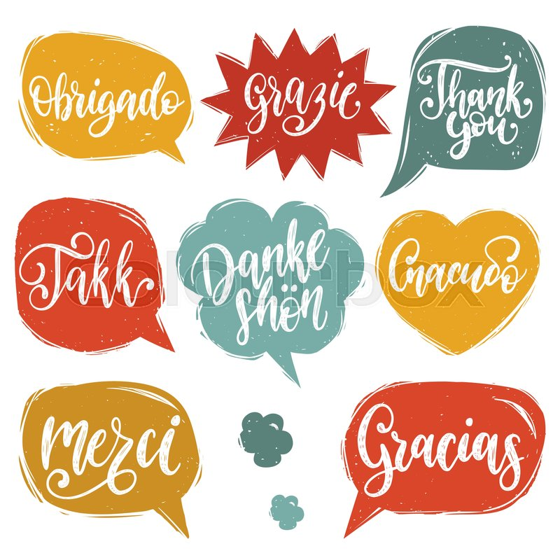 how to say thank you in spanish translation