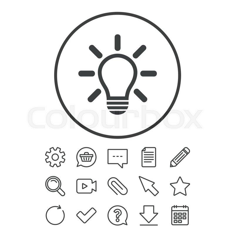Fancy Symbol Lamp Frieze - Schematic Circuit Diagram ...
