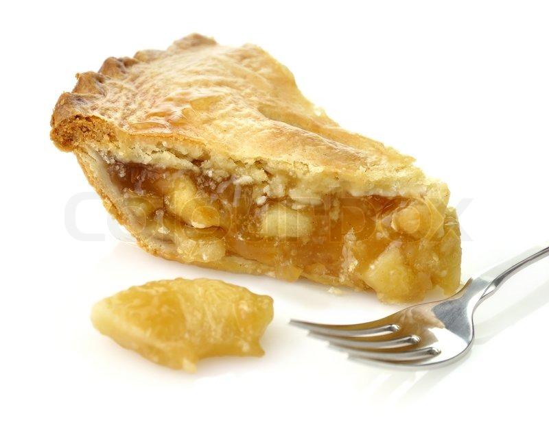 Apple Pie Slice Of 'a slice of apple pie