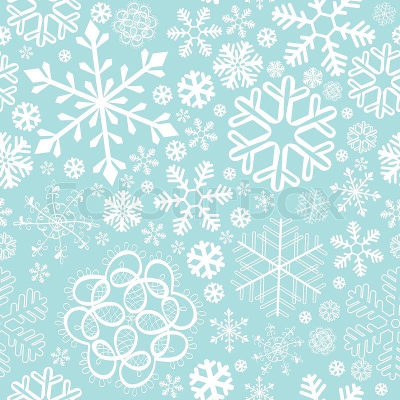 snow vector pattern - photo #3