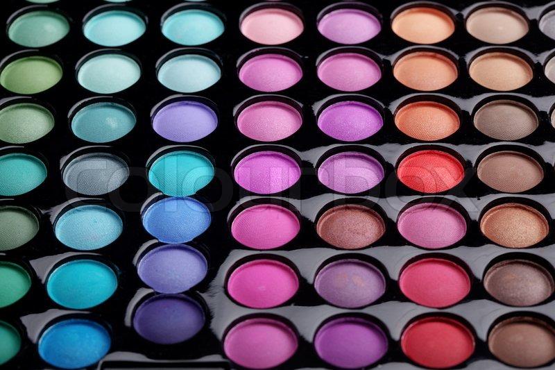 Eye makeup palettes