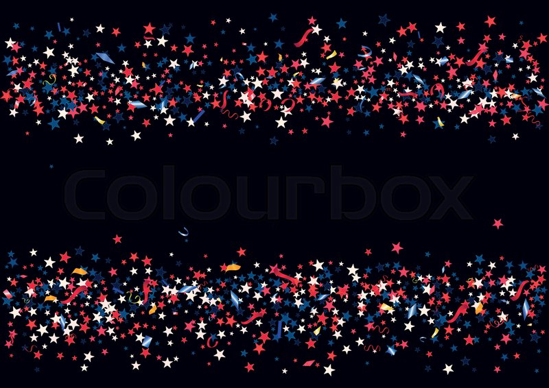 3282b8d6543 Abstract background with flying red ...
