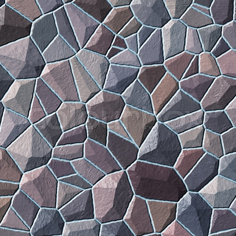 Abstract generated stone wall surface for background and design | Stock  Photo | Colourbox
