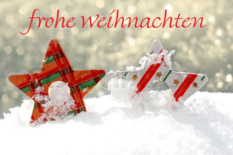Frohe weihnachten weihnachtlicher hintergrund mit for Weihnachtlicher hintergrund