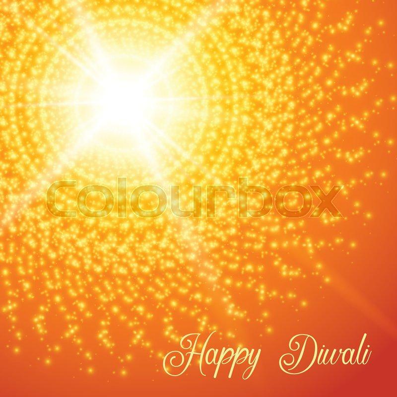 Diwali festival greeting card vector illustration with rangoli and diwali festival greeting card vector illustration with rangoli and light stock vector colourbox m4hsunfo