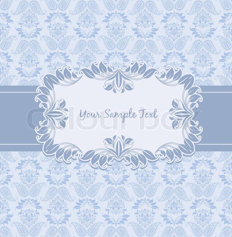 ... Vintage Stripes Invitation Simple Frame - stripes wedding Pictures