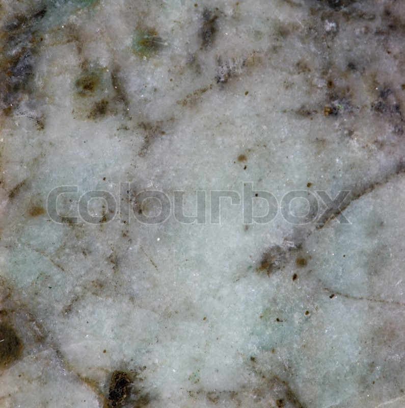 Stock image of 'The polished sample of a mineral listvenite'