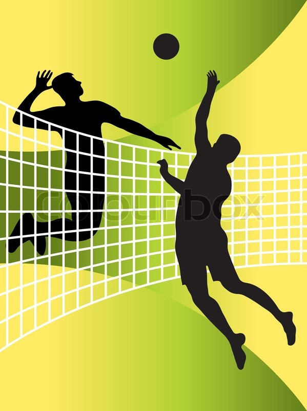 volleyball wallpaper background