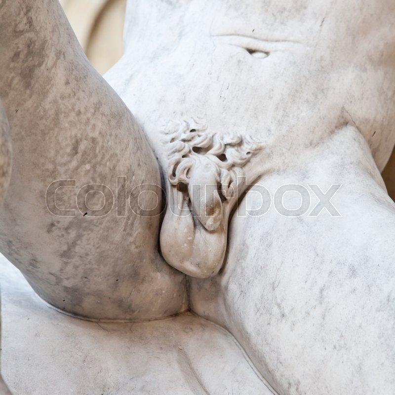 greek statue penis