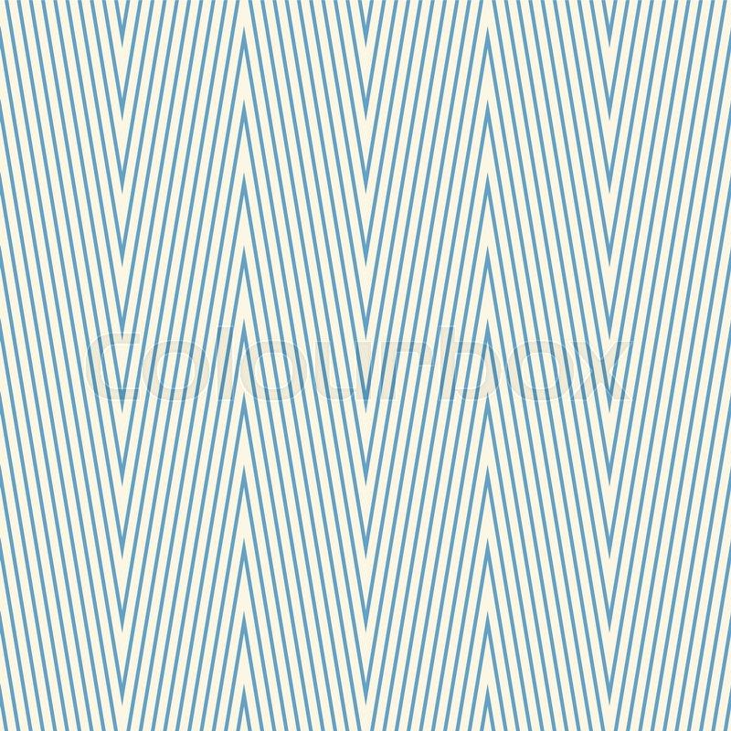 Seamless zig zag pattern  Chevron       Stock vector   Colourbox