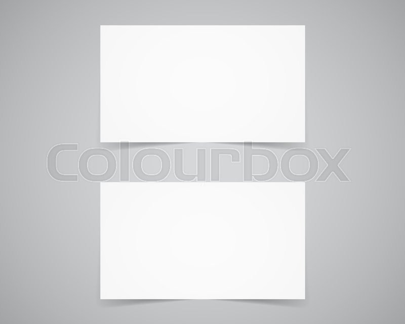 Corporate identity business card template branding letterhead corporate identity business card template branding letterhead business identity kit paper edition place your design text easily change color etc reheart Image collections