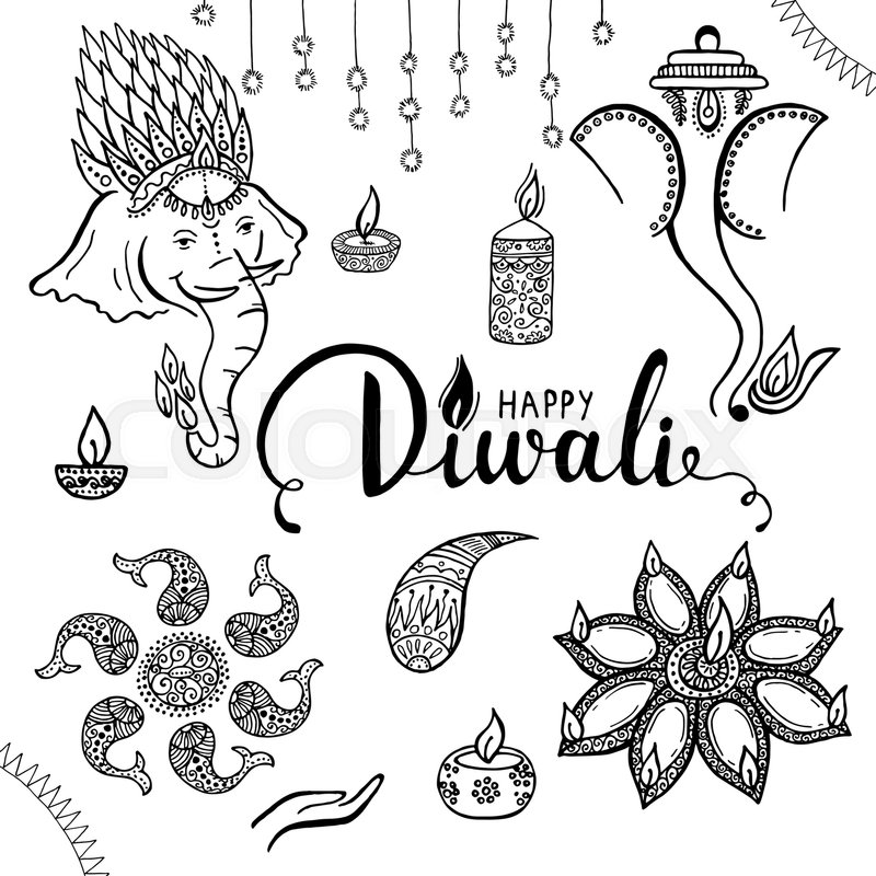 elegant card design of traditional indian festival diwali free spiritual clip art homecoming free spiritual warfare clipart