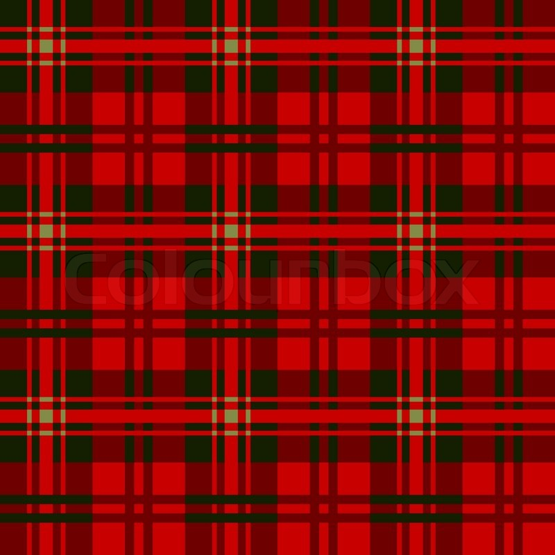 tartan plaid patterns fabric textile stock vector. Black Bedroom Furniture Sets. Home Design Ideas