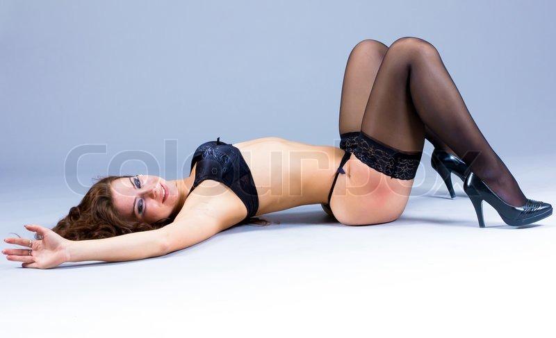 Professional Striptease Woman | Stock Photo | Colourbox