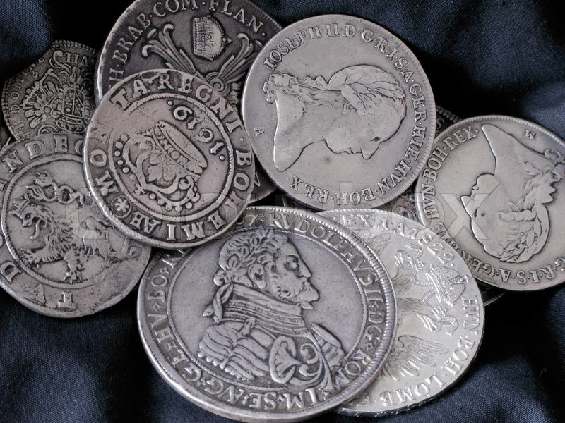 what to do with old silver coins