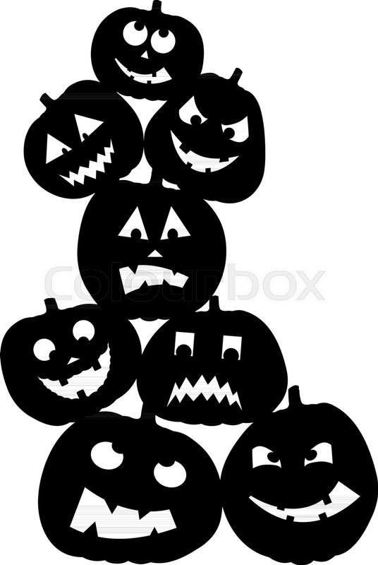 Free Black And White Pumpkin Images, Download Free Clip Art, Free Clip Art  on Clipart Library