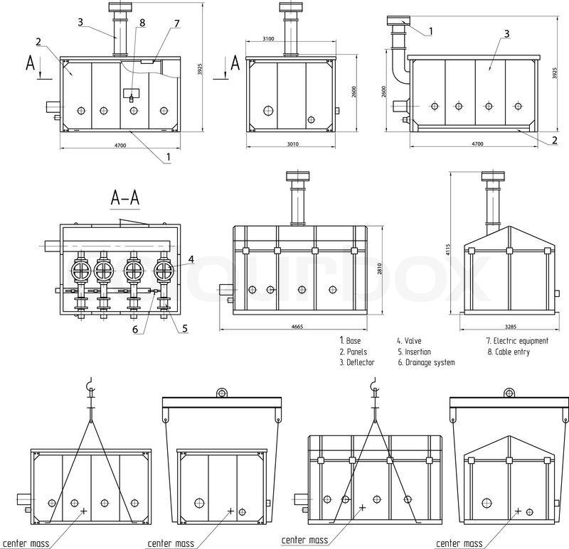 box building machine