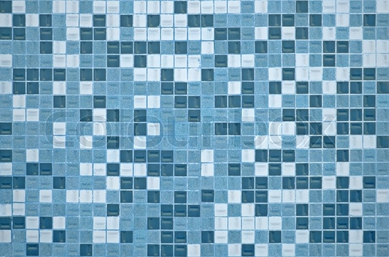 tile textur hintergrund der badezimmer oder schwimmbad fliesen an der wand stockfoto colourbox. Black Bedroom Furniture Sets. Home Design Ideas