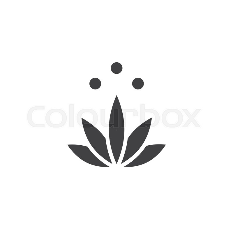 Meditation icon vector filled flat sign solid pictogram isolated meditation icon vector filled flat sign solid pictogram isolated on white lotus flower symbol logo illustration vector mightylinksfo