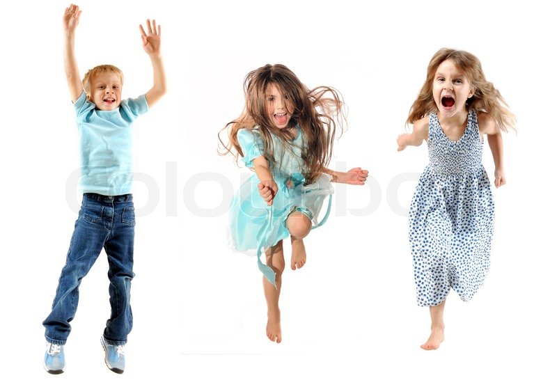 танцы малыши фото
