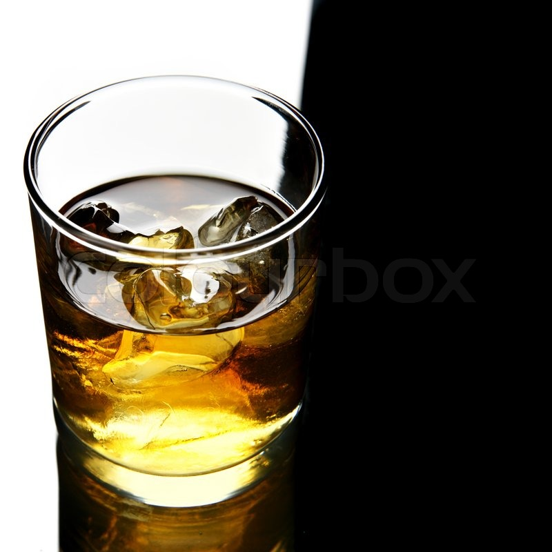 Ice Cubes in Whisky Gl... Ice Cubes Son Doughboy