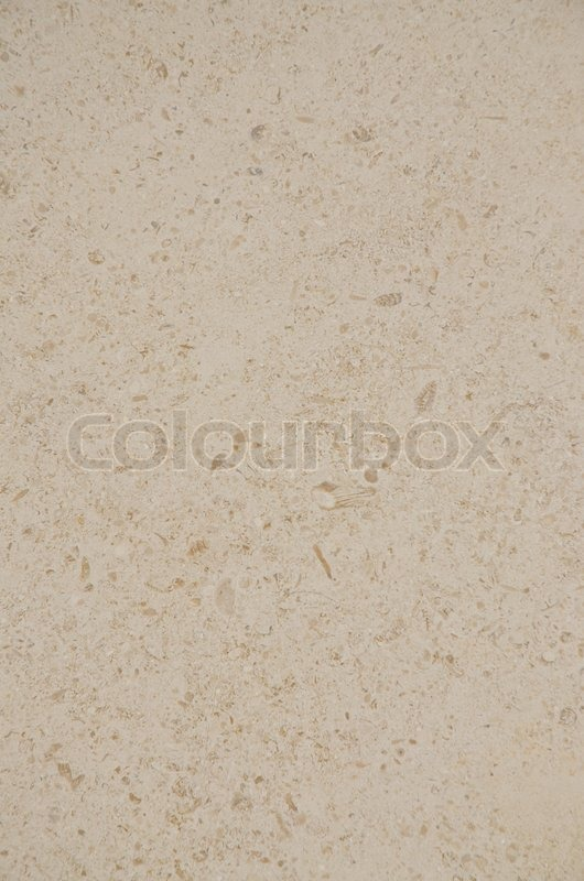Light Cream Color Marble Stone Texture Background