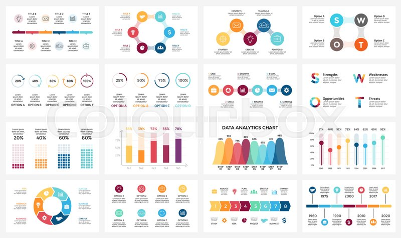 Vector arrows infographic diagram chart graph presentation stock vector of vector arrows infographic diagram chart graph presentation business report ccuart Images