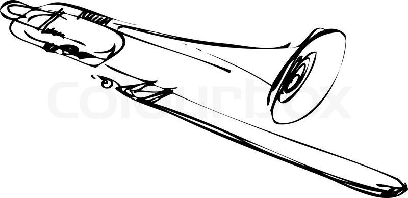 Trombone Sketch