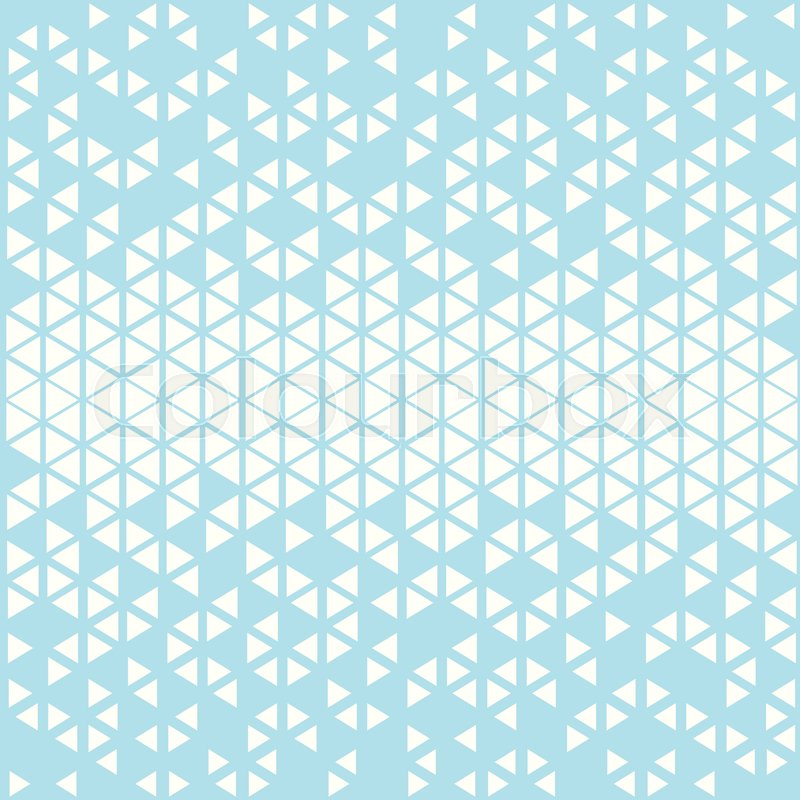 Abstract Geometric Pattern Design Vector Illustration For