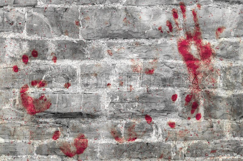 Bloody Handprints And Blotches Of Blood Stock Image Colourbox Huge collection, amazing choice, 100+ million high quality, affordable rf and rm images. bloody handprints and blotches of blood