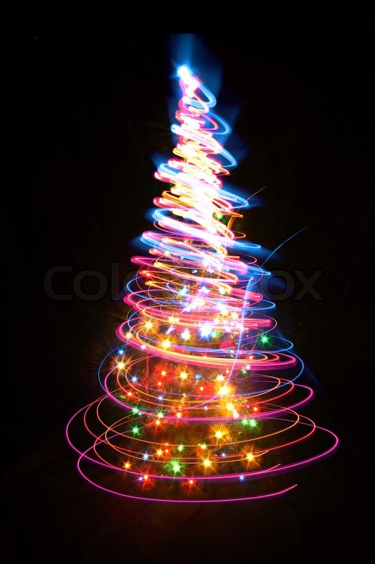 Neon Christmas Lights