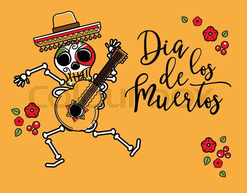 Dia De Los Muertos. Day Of The Dead ...