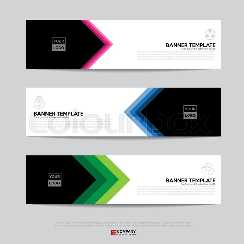 Design of flyers banners brochures and cards templatebanner design of flyers banners brochures and cards templatebanner design for business presentationheader templatebanner for web template vector accmission Gallery