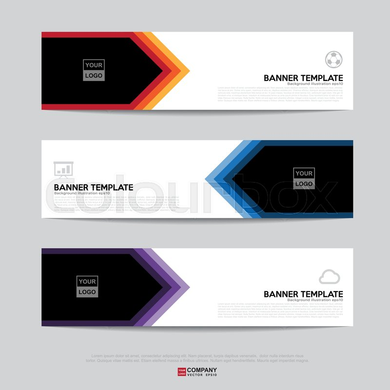 Design of flyers banners brochures and cards templatebanner design of flyers banners brochures and cards templatebanner design for business presentationheader templatebanner for web template vector flashek