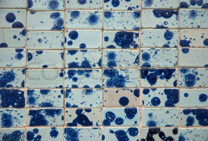 Tile Texture Background Of Bathroom Or Stock Photo